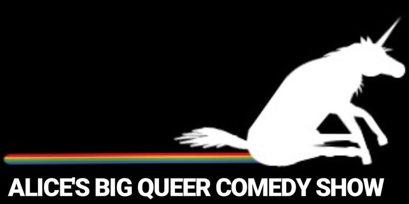QueerEvents.ca - Waterloo event listing - Big Queer Comedy Show
