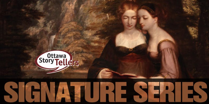 QueerEvents.ca - Ottawa Event listing - Hidden Voices Banner