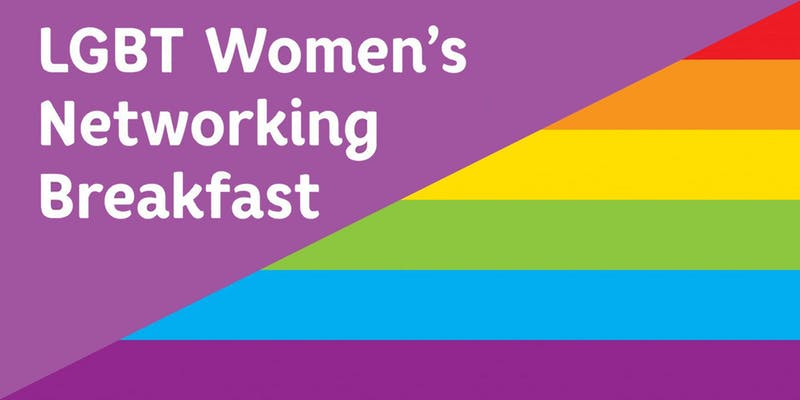 QueerEvents.ca - Womens Neworking Breakfast - event banner