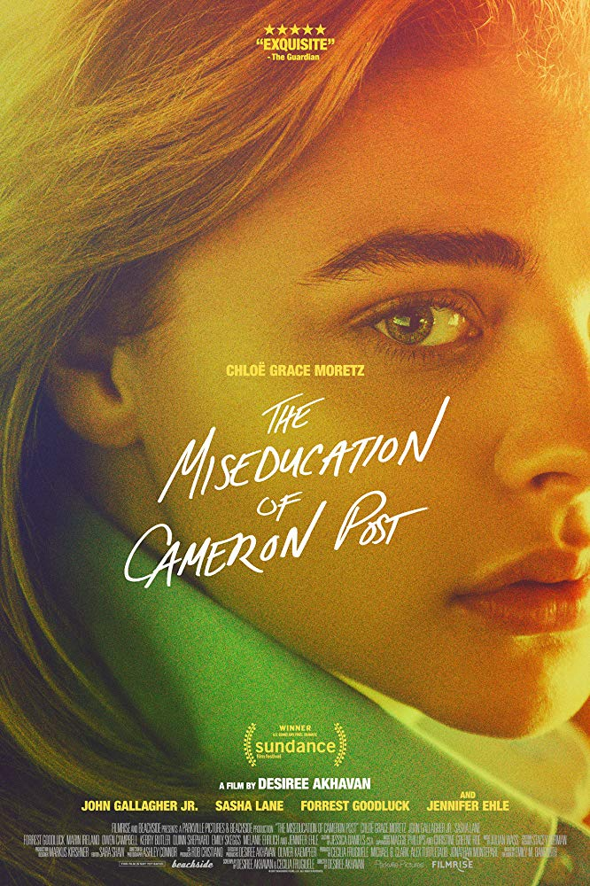QueerEvents.ca - Film Listing - The Miseducation of Cameron Post Poster