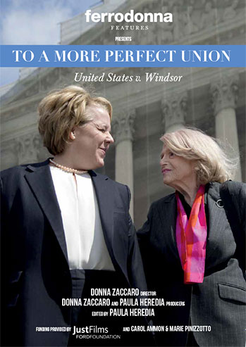 QueerEvents.ca - Film Listing - To a More Perfect Union
