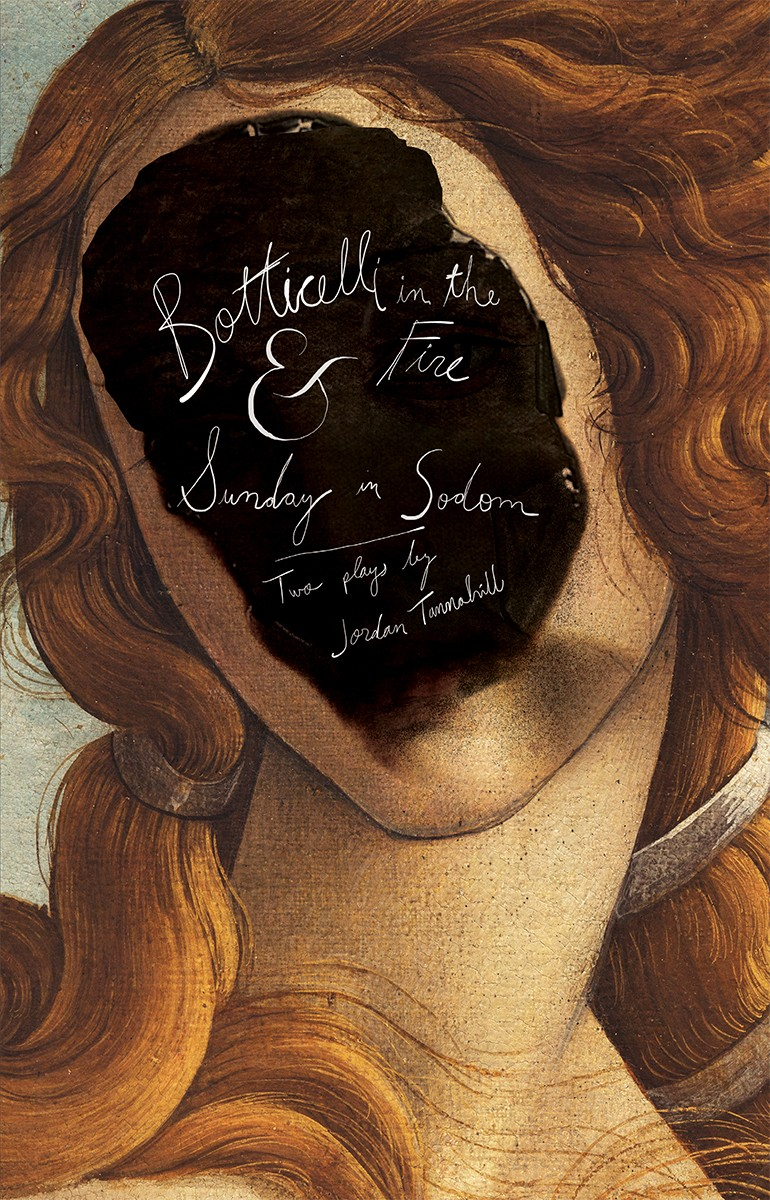 QueerEvents.ca- Botticelli in the Fire & Sunday in Sodom - Book Cover