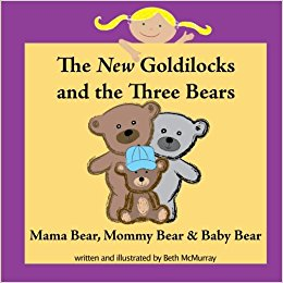 QueerEvents.ca - Mama Bear, Mommy Bear, and Baby Bear - Book Cover