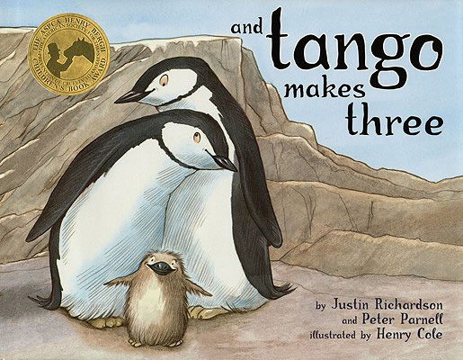 QueerEvents.ca - And Tango Makes Three - Book Cover