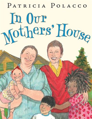 QueerEvents.ca - In Our Mothers' House - Book Cover