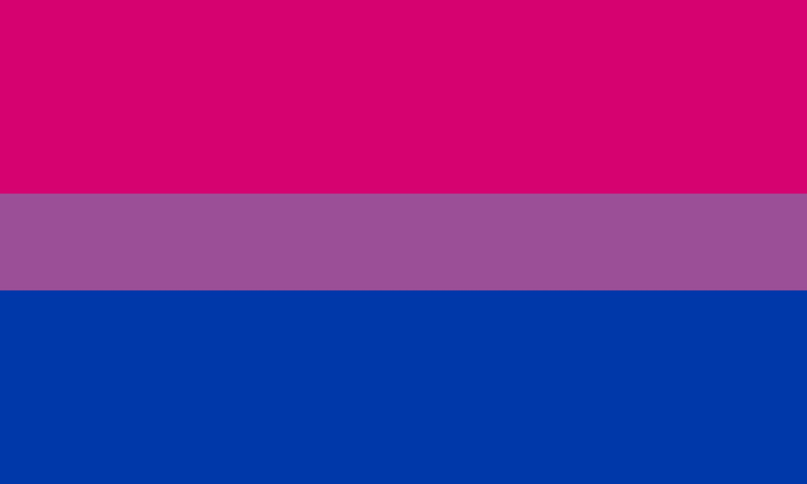 QueerEvents.ca - Queer Flags - Bisexual Flag Image