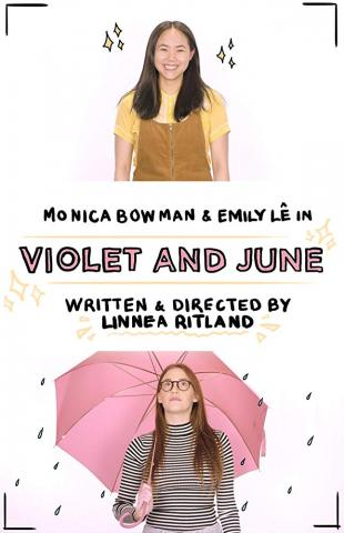 QueerEvents.ca - Film Listing - Violet & June Poster