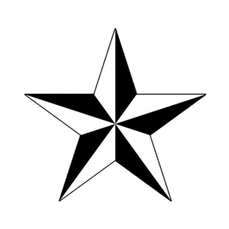 QueerEvents.ca - queer culture - lesbian community symbol nautical star