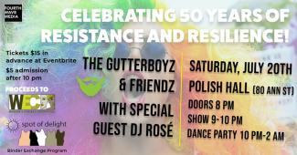 QueerEvents.ca - London Event Listing - Gutterboyz & Friendz