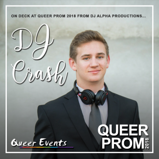 QueerEvents presents Queer Prom - DJ Crash