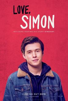 QueerEvents.ca - Film Listing - Love, Simon Film Poster
