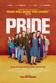 QueerEvents.ca - Film Listing - Pride Poster
