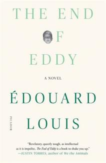 QueerEvents.ca-books-end of eddy - edouard louis