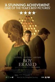 QueerEvents.ca - Film - Boy Erased