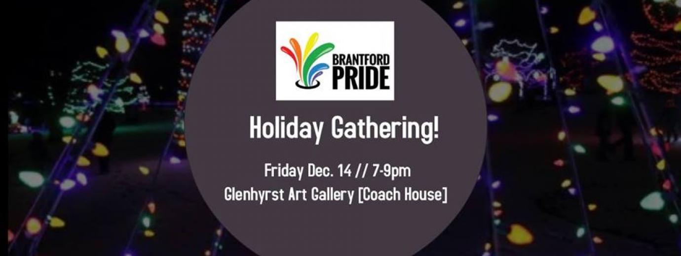 QueerEvents.ca - Brantford event listing - holiday gathering
