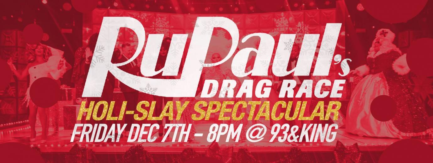 QueerEvents.ca - Event Listing - Drag Race Viewing Party December