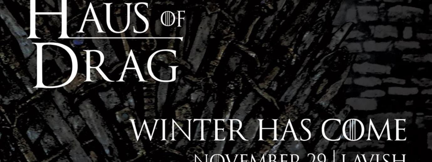 QueerEvents.ca - London event listing - Haus of Drag - November Drag Show