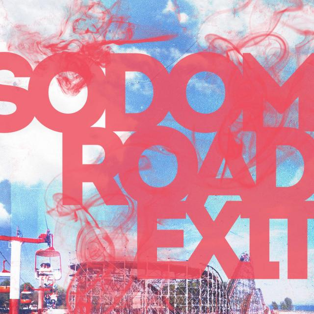 QueerEvents.ca - Queer Media - Book Cover - Sodom Road Exit