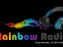 QueerEvents - Rainbow Radio Banner Image