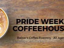 QueerEvents.ca - Kingston event listing - Pride Week Coffee House