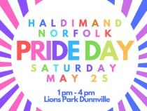 QueerEvents.ca - Dunnville event listing - Pride Day 2019
