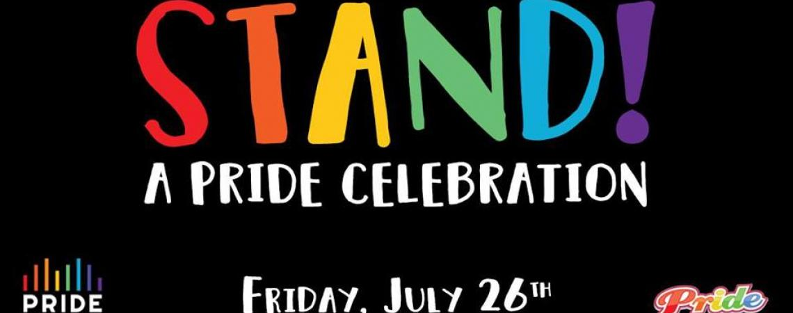 QueerEvents.ca - London Event Listing - Pride Celebration Chorus presents STAND